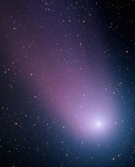 Major comets coming our way