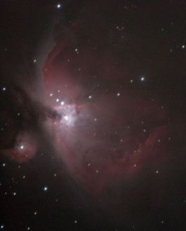 Latest M42 under a Full Moon