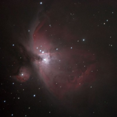 M42 Orion Nebula - A first try