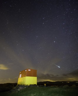 Leo Fires over Spiddal – Leonid Fireball