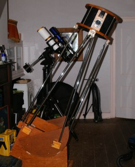 Building a Dobsonian