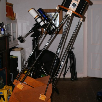 home made Dobsonian 12 inch