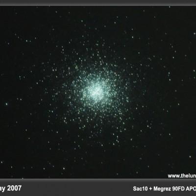 m13 Hercules Cluster
