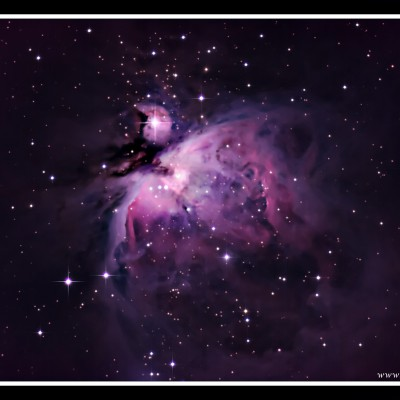 M42 The Greater Orion Nebula